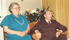 Arend van der Helm en Antje Kok