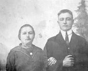 Pieter Lasker en Aaltje Snijder