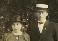 Wiebe van der Schuur en Anje van der Helm